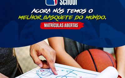 NBA Basketball School na Viverde!