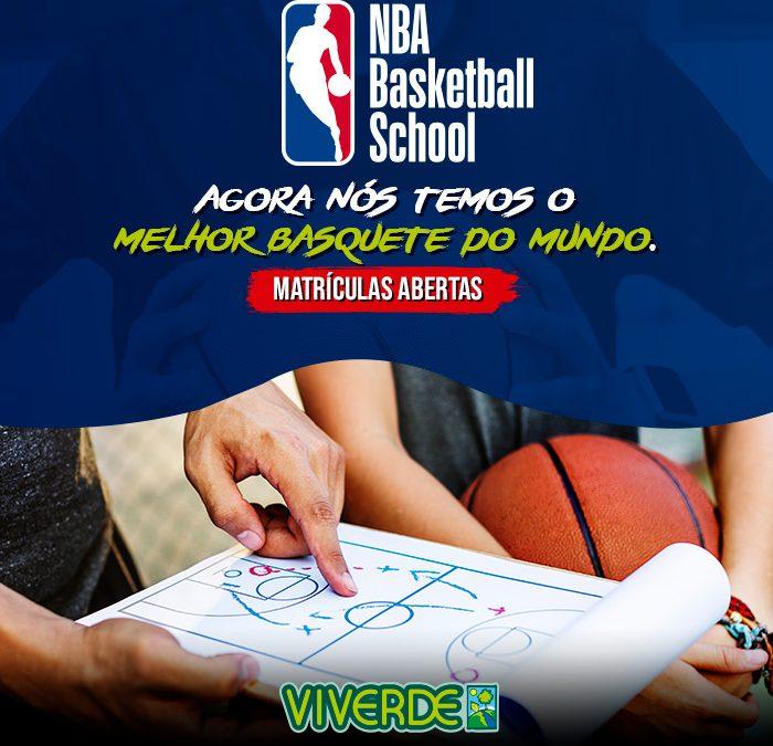 NBA Basketball School na Viverde!